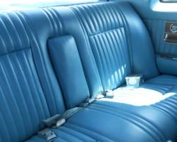 1976 Cadillac spring seat